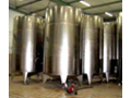 Nerezové tanky, nerezové nádoby, nádoby pro vinaře, Nerez Blučina