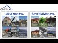 Půjčovna stavební mechanizace, Jižní Morava, severní Morava