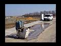 Oprava vozovek a chodn�k� Praha