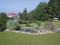 Koupac� a okrasn� zahradn� jez�rka Praha