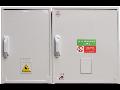 Plastové skříně pro plyn, kombinované sestavy rozvaděčů pro připojení ...