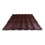 Výroba plechových střešních krytin PROFI z kvalitní pozinkované oceli