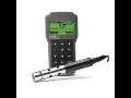 Oxymetr s digitální optickou sondou pro měření kyslíku ve slané i ...