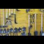 Špičkové kované nářadí KRUMPHOLZ – srpy pro praváky i leváky, rýče, vidle