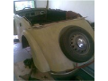 Autoklempírna, opravy karosérií všech typů vozů, rovnání, vyvařování