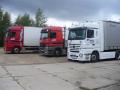 Přeprava zboží do Polska i na Slovensko, AUTODOPRAVA A AUTOOPRAVNA L&M Milan Langpaul