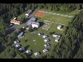 Rekreační středisko Melchiorova Huť na Plzeňsku se sportovištěm