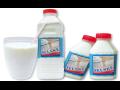 Mléčné výrobky z mlékárny na Prostějovsku, produkty Olomouckého kraje