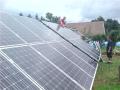 Kovové konstrukce pro fotovoltaické elektrárny Kroměříž