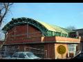 IZOTECH MORAVIA, spol. s r.o., výstavba vazníkových střech, dodávka materiálu