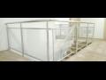 Stavebnicový systém zábradlí – pro balkony, terasy, schodiště