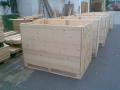 Herstellung von Holzverpackungen auf Bestellung - Kisten für die ...