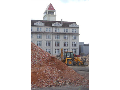 Recykla�n� dv�r na zpracov�n� stavebn�ho odpadu Zl�n, Krom���