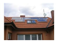 Projekce, mont� sol�rn�ch syst�m�, fotovoltaika