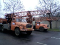 Nákladní autodoprava, přeprava nadrozměrných nákladů Opava