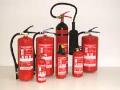 Hasicí přístroje, požární hydranty