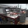 Dopravníkový systém pro balící pracoviště a expedici Chrudim