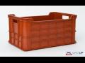 Kvalitní plastové přepravky a bedny, vozíky pod přepravky pro potravinářský a masný průmysl