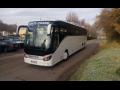 Autobusová doprava a přeprava osobními vozy na profesionální úrovni s wifi připojením