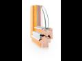 HRDINA a JAKEŠ okna s.r.o., eurookna, dřevěné dveře, kombinace s hliníkem, dodej, montáž