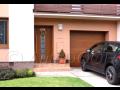 Vjezdové brány, garážová vrata a domovní dveře pro privátní sektor - sleva až 30%