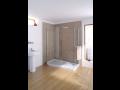 Luxusní sprchové kouty a vaničky KOHLER