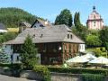 Ubytování, penzion Jetřichovice