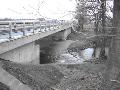 Stavby - mosty, silnice, protihlukov� st�ny Vala�sk� Mezi����