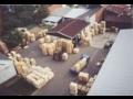 Dřevěné palety, zakázková výroba palet, atypické palety Olomouc