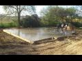 Betonářské práce a realizace základových desek pro domy