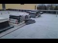 Střešní práce, ploché i šikmé střechy na klíč, izolace plochých střech