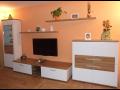 Obývací stěny a nábytek do obývacích pokojů vyráběný na míru v truhlářské dílně