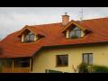 Konstrukce a hydroizolace šikmých i plochých střech z foliových plechů, zateplování fasád
