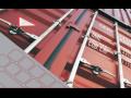 Systém pro kontejnerové překladiště KONTI, logistické informační systémy, instalace
