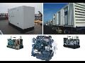 Zdroje v�roby elektrick� energie, mobiln� dieselgener�tory.