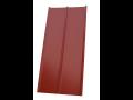 Hliníková střešní šablona KerAkryt (Alukryt – Dachman). - Novinka