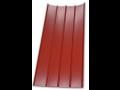 Hliníková střešní krytina KERAL TR 1017., Králův Dvůr u Berouna