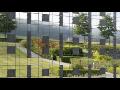Dekorační čtverce Zenturo Pixels – ozdobné plotové výplně tvoří různé tvary na plotě