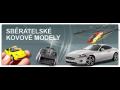 Prodej modelů, letadla, vrtulníky, motorky, auta Ostrava