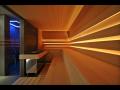 Wellness sauny, sprchy, vodní postel Liberec