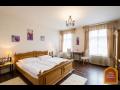 Hotel Šumava Vyšší Brod, apartnány a pokoje pro 31 hostů