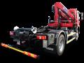 CHARVÁT CTS a.s., Poděbrady, kontejnerové systémy na nákladní auta a traktory