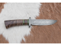 Výrobce ručně kovaných damaškových nožů, nožů z damaškové (damascénské) oceli