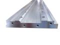 CNC výroba komponentů pro strojírenskou výrobu a automatické linky - kladky, lišty