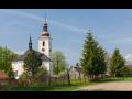 Obec Pomezí na Poličsku, památný kostel, kultura