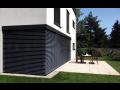 Venkovní předokenní žaluzie pro stínění obytných i komerčních budov - dodávka, montáž
