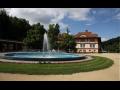 Město Luhačovice, lázně se zaměřením na léčbu dýchacího, trávicího i pohybového ústrojí