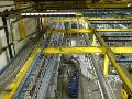 Installation von Produktionslinien für die Materialbehandlung - Holz, Kunststoff und Metall, Tschechische Republik
