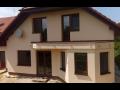 Vnější strojní omítky - fasádní omítky na rodinných, bytových domech