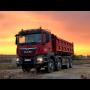 Kontejnerová doprava - přistavení kontejneru na suť, převoz sypkých materiálů